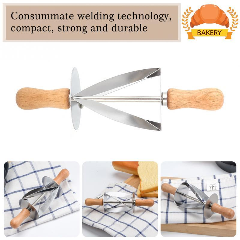 Rolling Croissant Cutter - TEROF