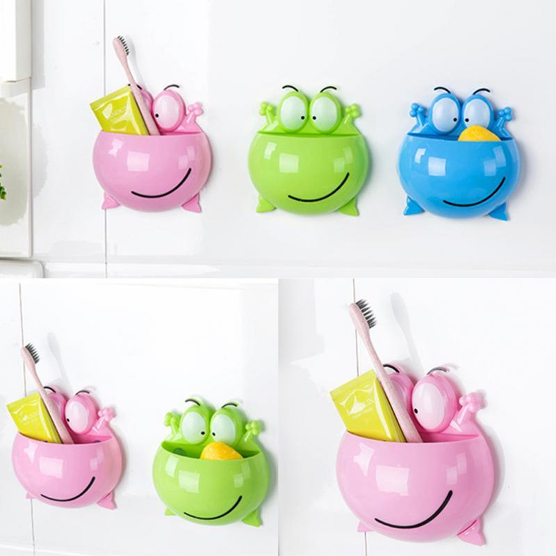 Frog Stand Toothbrush Holder - TEROF