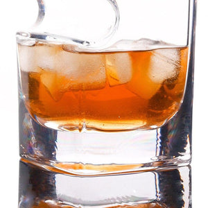 Cigar Holder Whisky Glass - TEROF