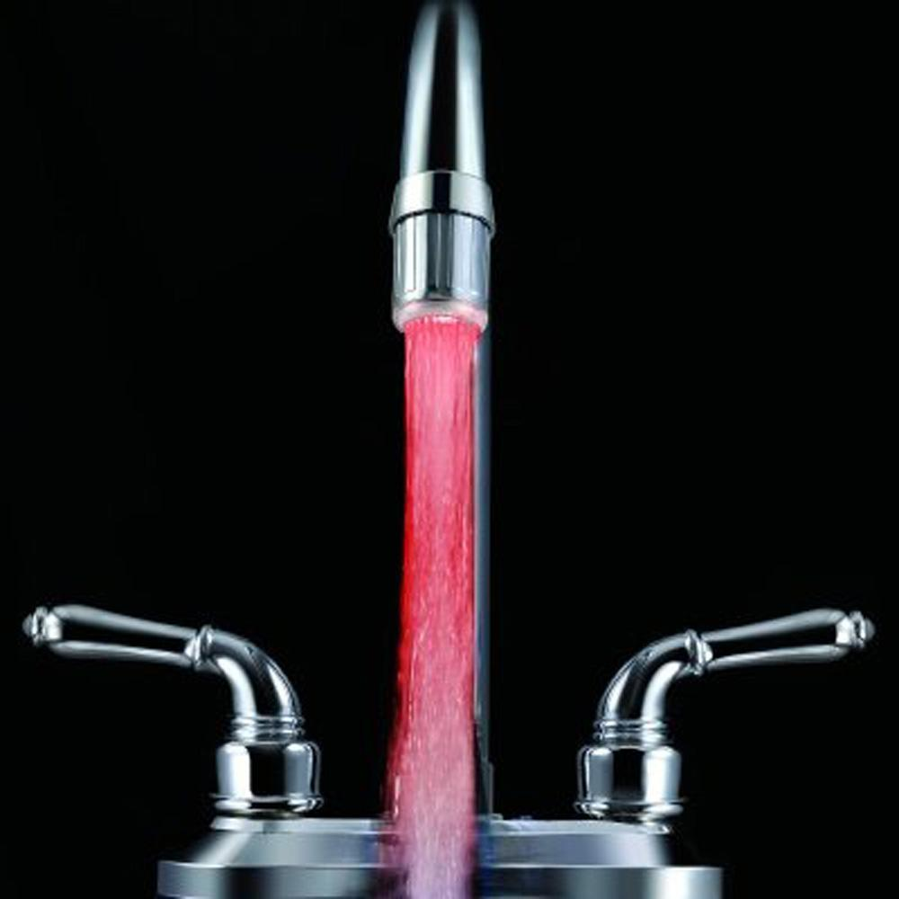 Multi Color LED Water Faucet - TEROF