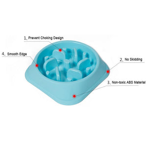 Anti-Choke Pet Bowl - TEROF