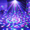 Crystal Magic Ball Disco Light - TEROF