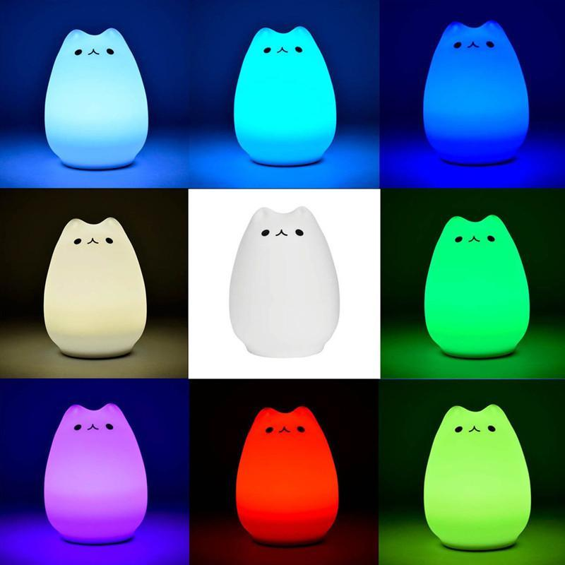 Kitty LED Night Light - TEROF