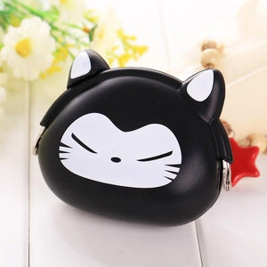 Animal Sili-Coin Purse - TEROF