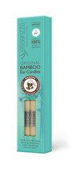 Bamboo Ear Candles 1 pair