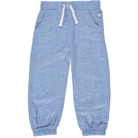 Bosun Gauze Pants- Pale Blue