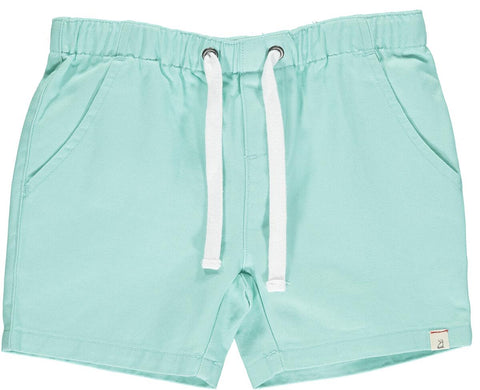 Hugo Twill Shorts- Pale Green