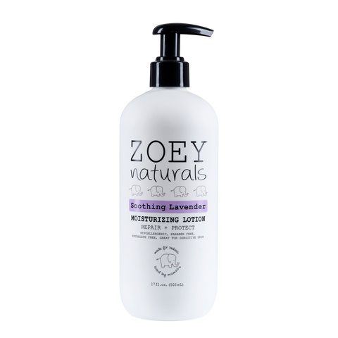 Soothing Lavender Moisturizing Lotion