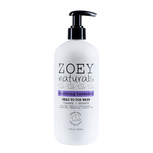 Soothing Lavender Head to Toe Wash