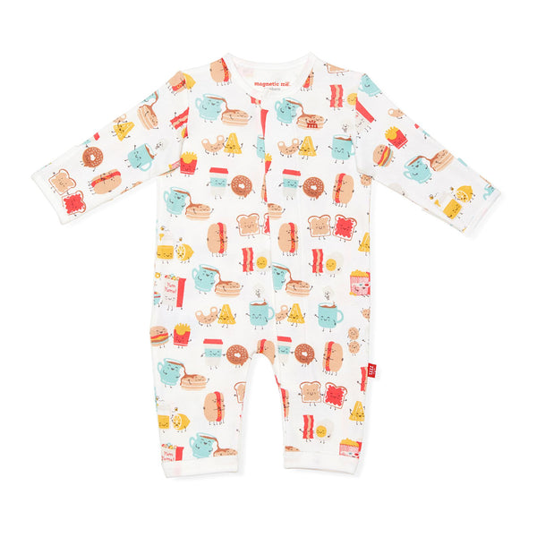 Better Together Organic Cotton Magnetic Coverall