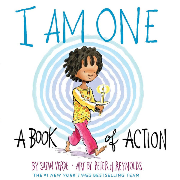 I Am One: A Book of Action (I Am Books) Hardcover