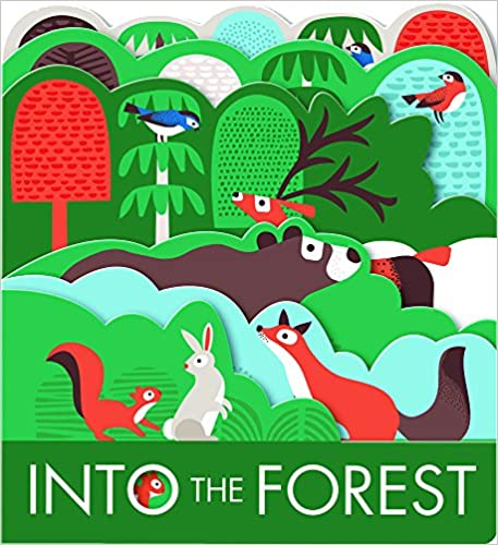 Into the Forest Board book