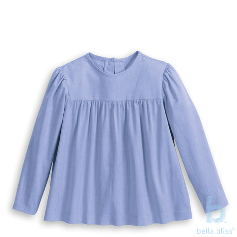 Applique Toulouse Blouse