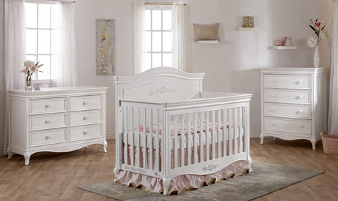 Diamante Forever Crib Decor