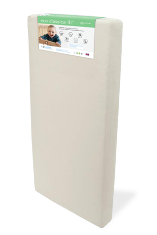 Eco Classica III Eco-Friendlier Crib Mattress