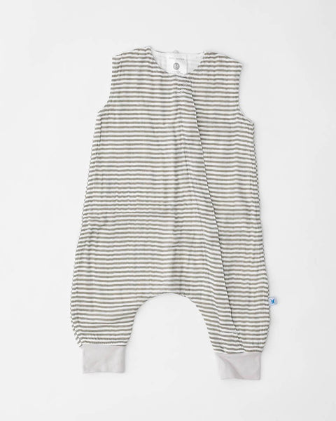 Cotton Muslin Romper - Large
