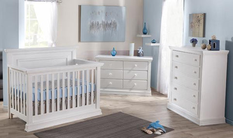 Special: Modena Forever Crib + Double Dresser