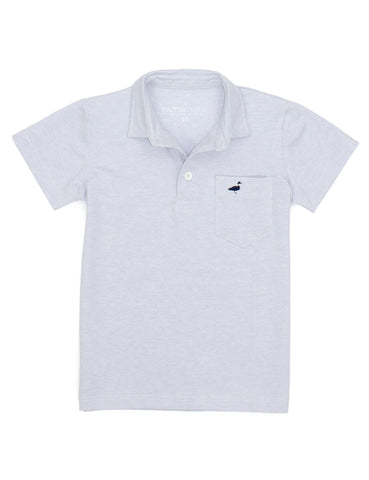 Harrison Pocket Polo Polar
