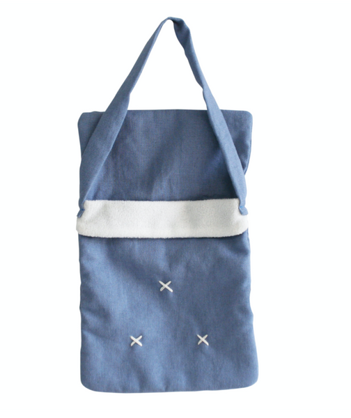 Baby Doll Carry Bag Chambray Linen
