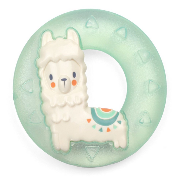 Cute 'N Cool Llama Water Teether