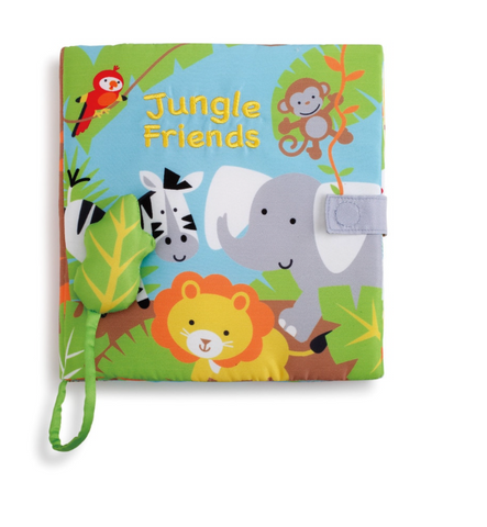 Jungle Friends Book with Sound