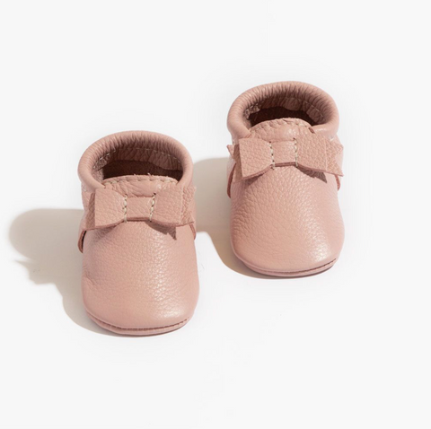 tutu first pair bow moccasins