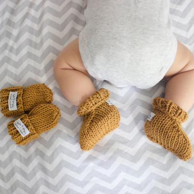 Mini Mitts & Booties