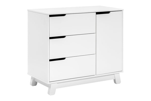 Hudson 3-Drawer Changer Dresser with Removable Changing Tray