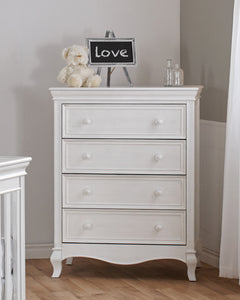 Diamante 4 Drawer Chest