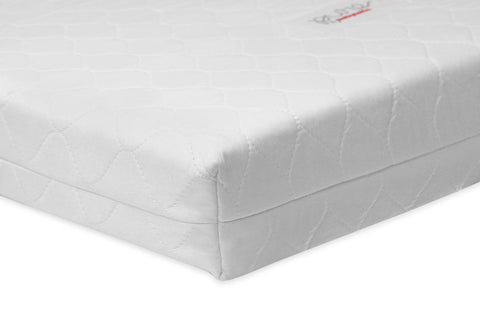 Pure Core Non-Toxic Mini Crib Mattress with Hybrid Cover