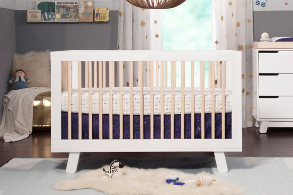 Hudson 3-in-1 Crib and Toddler Bed Conversion Kit