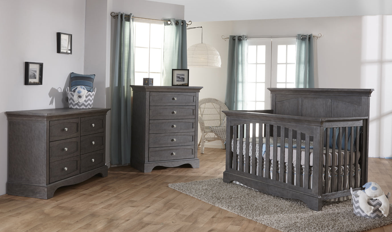 Special Ragusa Forever Crib+ Double Dresser