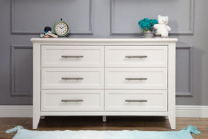 Beckett 6-Drawer Dresser