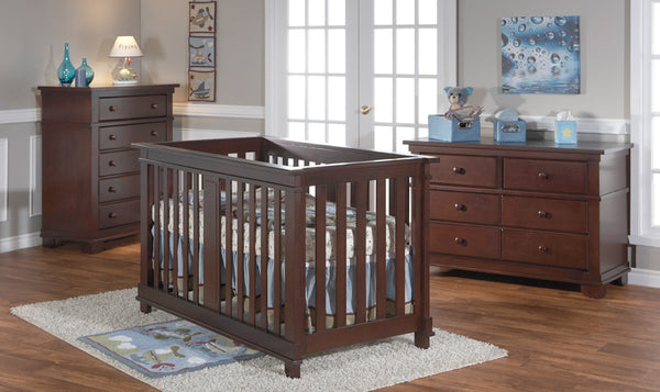 Special: Lucca Forever Crib + Double Dresser