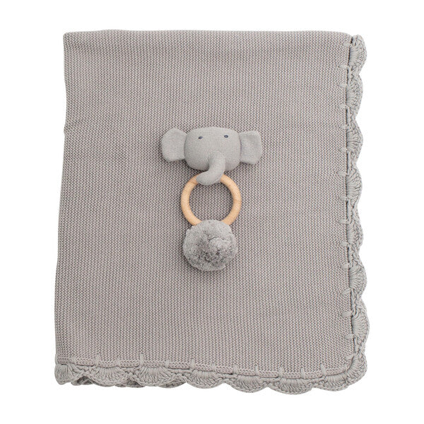 Heirloom Baby Gift Set Gray