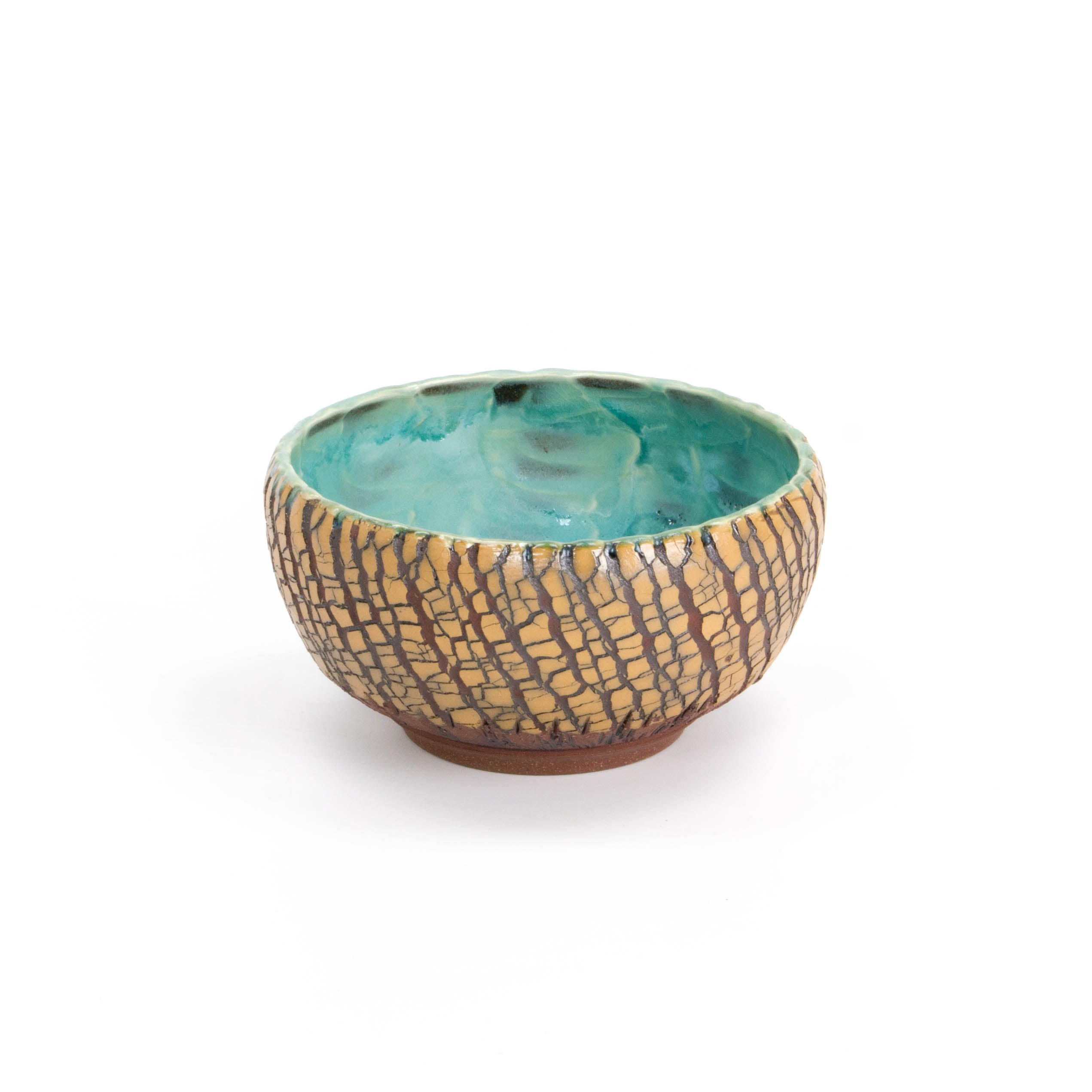 Tree Bark Bowl