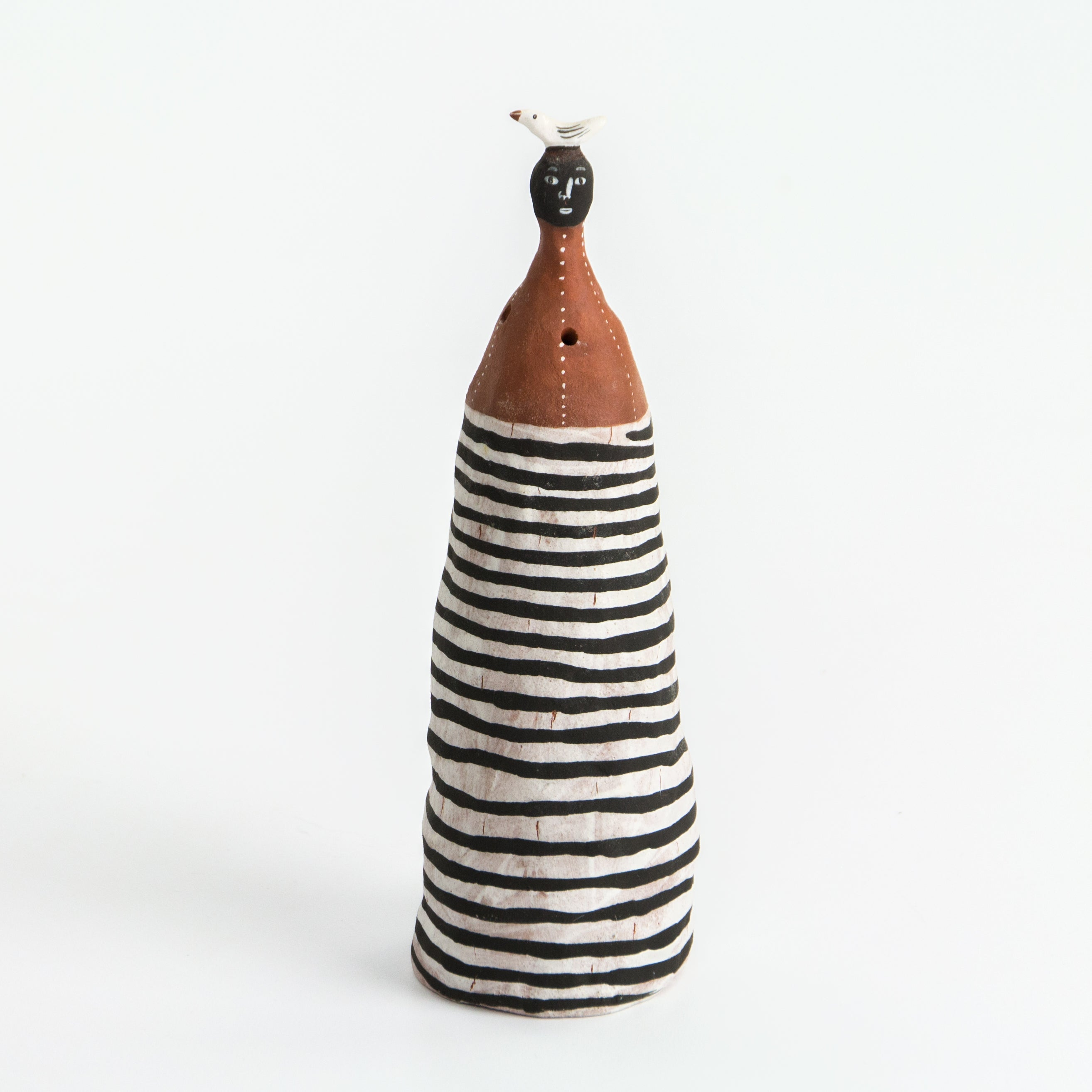 Figurative Pepper Shaker