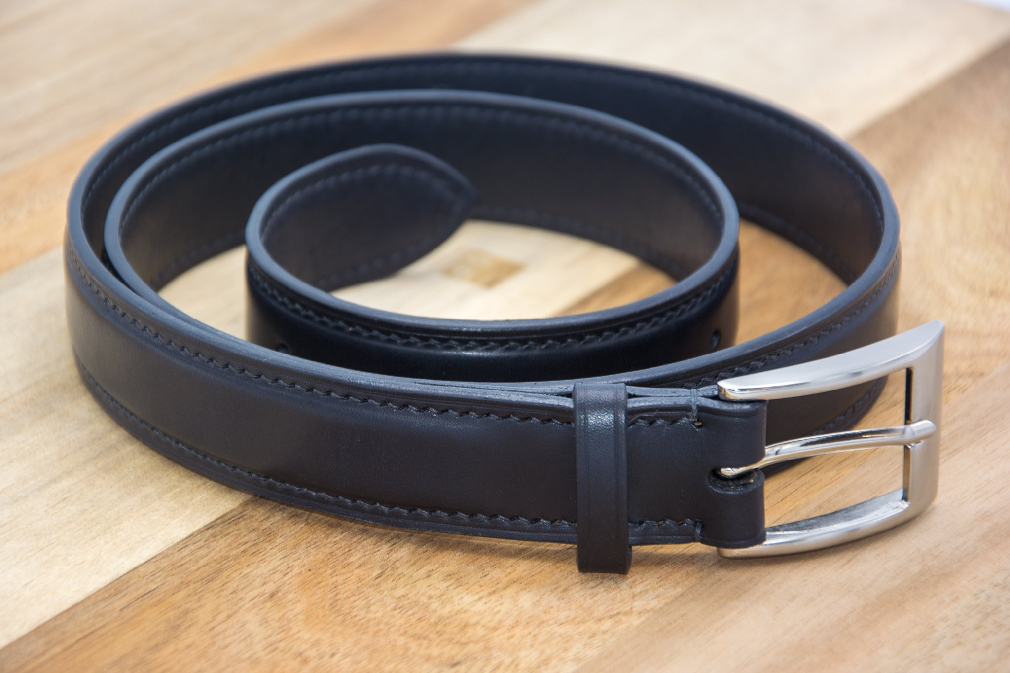 Newsleather Radermecker - Delmotte Leathercraft - Raised belt