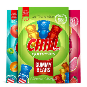 Chill Plus CBD Gummies Bundles