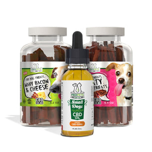 MediPets CBD for Small Dogs Bundle
