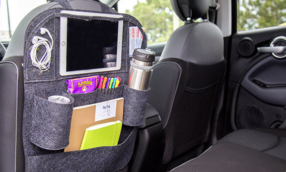 Shop Back Seat Organizer for Road Trips