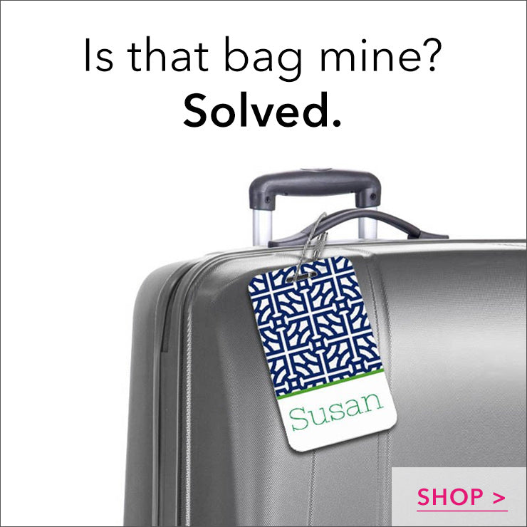 Is that bag mine? Solved