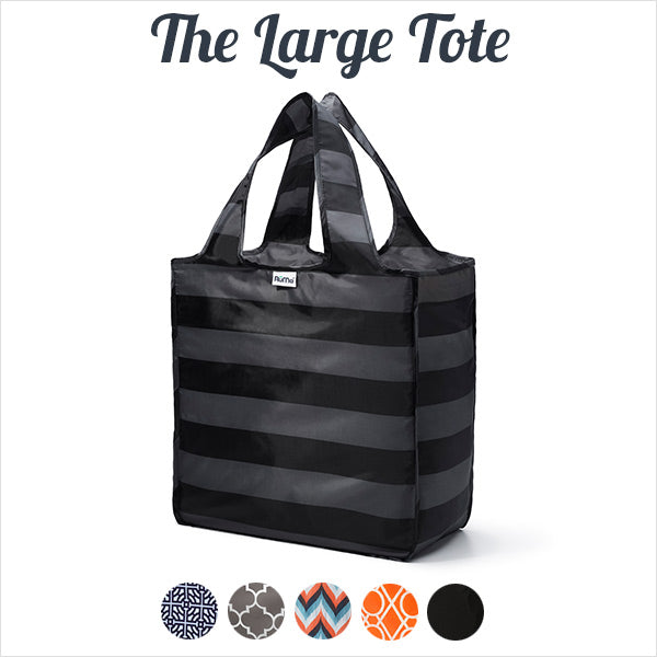 RuMe Large Reusable Tote Bag