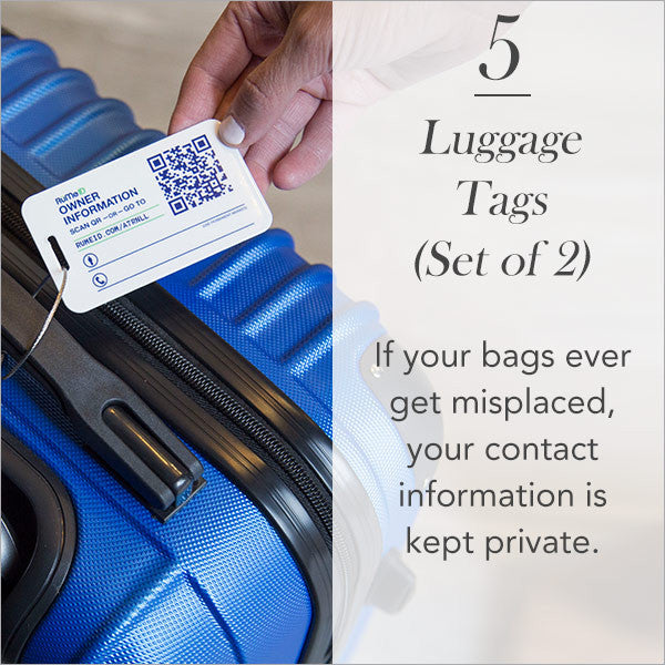 Carry-On Collection: Luggage Tags