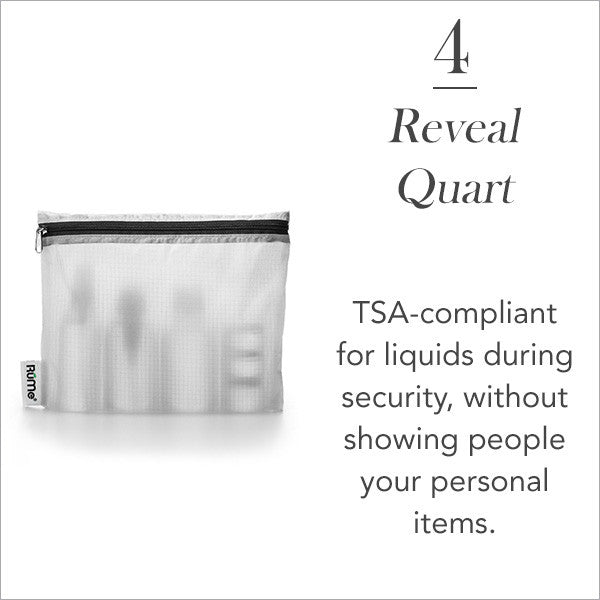 Carry-On Collection: Reveal Quart