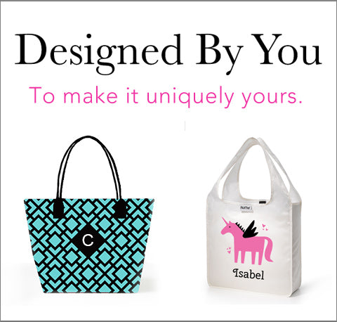 Personalized Tote Bags and Accessories