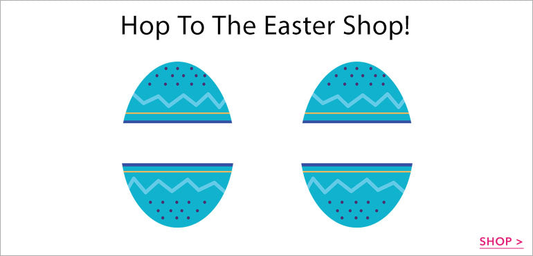 Easter Shop Up to 20% off