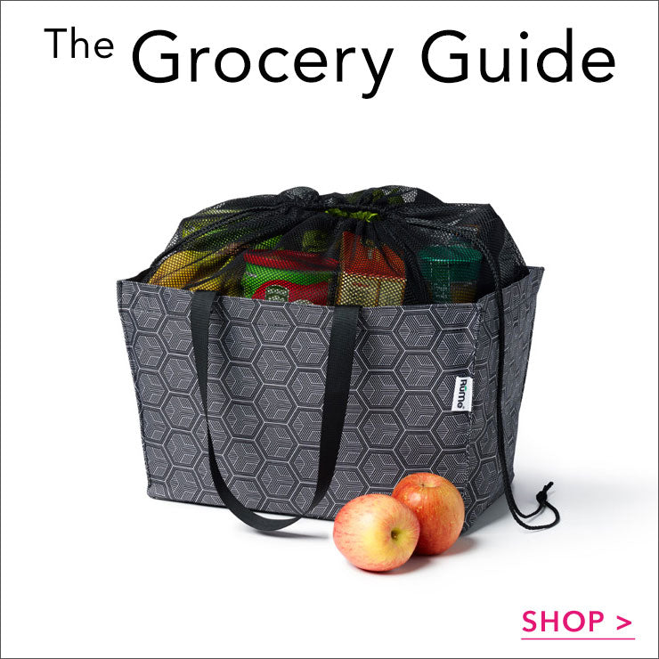 Grocery Guide to Reusable Grocery Shopping