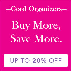 Best-Selling Cord Organizers New