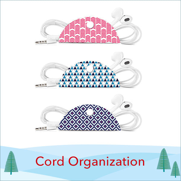 Holiday Gift Guide Cord Organization